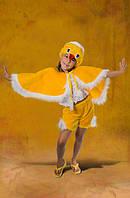Цыпленок новогодний карнавальный костюм для мальчика