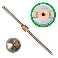 Набір форсунок LVLP  InterTool (d-1,3мм) 3 шт.