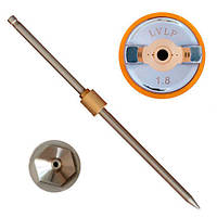 Комплект форсунок(3шт) InterTool LVL 18мм ПРОФ