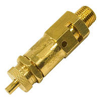"""Клапан запобіжний InterTool на компресор 1/4"""""""