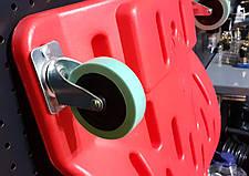 Лежак автослесаря подкатной пластиковый для СТО автосервиса гаража TOPTUL JCM-0300, фото 3