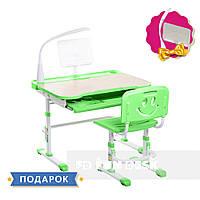 Детская парта со стульчиком FunDesk Bellissima Green