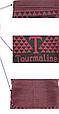 Турмалиновые гетры 1 пара, фото 10