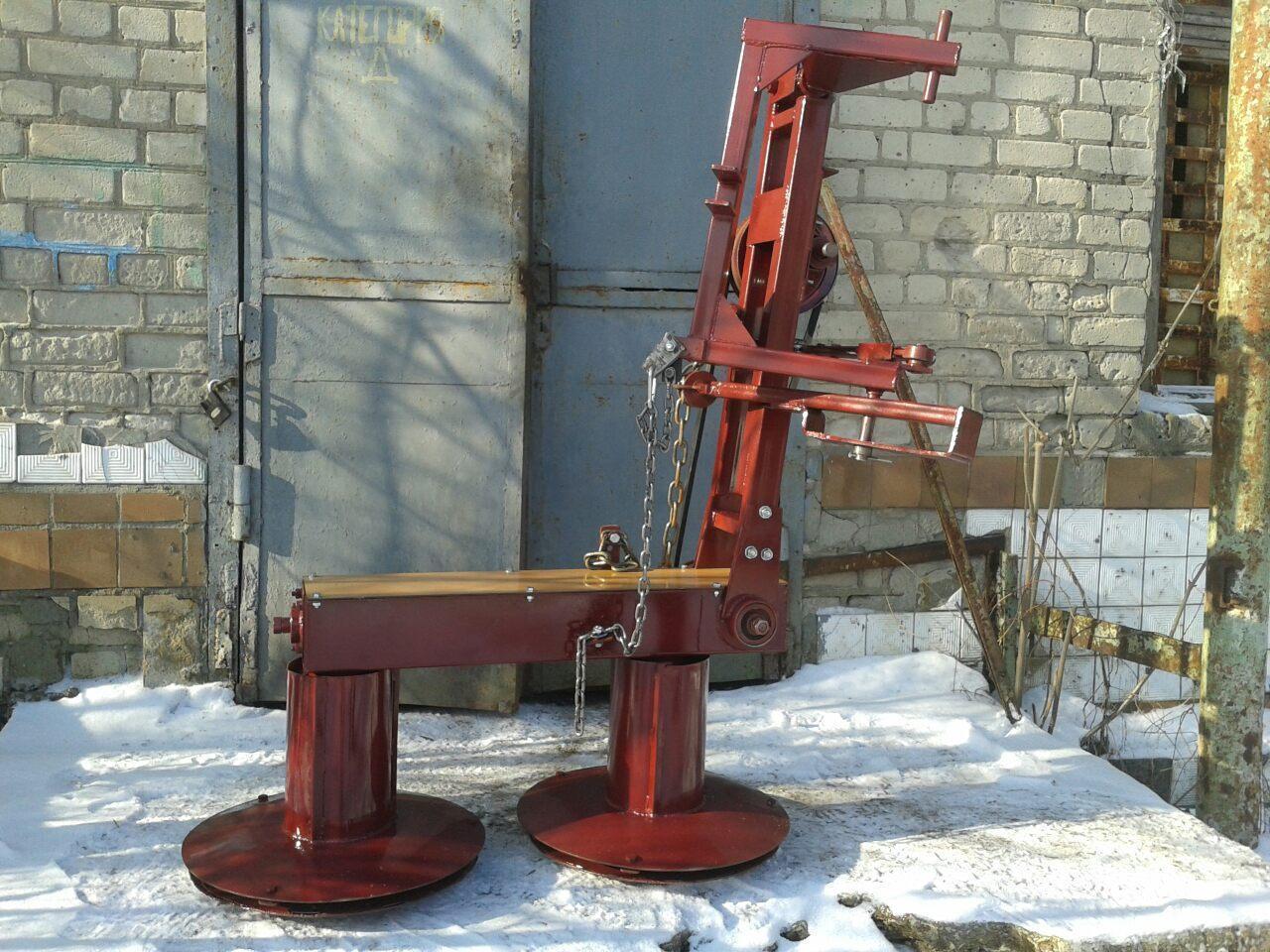 Косарка роторна КР-12 для китайських і японських тракторів з карданним валом (Україна)