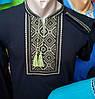 Вышитая мужская футболка 209 САК