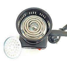 Электрическая печь Hot Plate для розжига углей Плита для розжига угля, фото 3