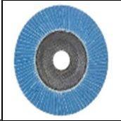 Круг пелюстковий Sigma торцевій Т29 (конічний) ZA125мм Р60