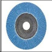 Круг пелюстковий Sigma торцевій Т29 (конічний) ZA125мм Р60, фото 2