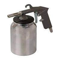 Пневмопістолет піскоструйний MIOL V-100мл, Р-4-8бар