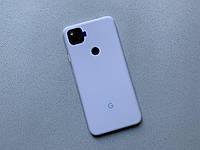 Google Pixel 4a корпус задняя крышка на замену Barely Blue высокое качество