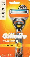Станок Gillette Fusion Power (1)