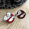 """Металевий значок на рюкзак або одяг """"Ghostbusters"""", фото 5"""