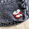 """Металевий значок на рюкзак або одяг """"Ghostbusters"""", фото 7"""