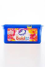 - Bold капсула для прання (3*27*26.4 gr) Sparkling Bloom & Yellow Poppy
