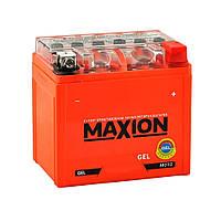 Мото аккумулятор GEL MAXION 6N 11A-BS (6V, 11A)