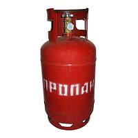 Балон низького тиску (пропан-бутан) (Новогрудськиий завод) V - 12 л., газ/пропан, новий