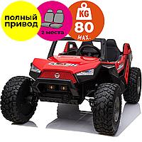 Двомісний баггі CLASH CHALLENGER (24V) 4WD червоний