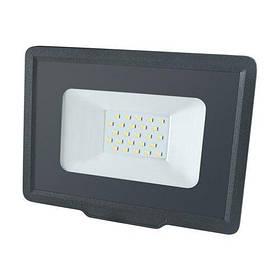 Світлодіодний прожектор BIOM 20W S5-SMD-20-Slim 6200К 220V IP65