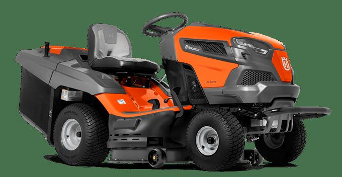Трактор-газонокосилка Husqvarna TC 238TХ
