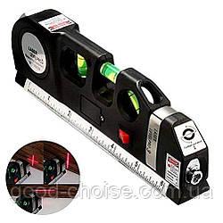 Лазерный уровень со встроенной рулеткой LASER LEVELPRO3 / Лазерный нивелир