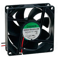 EE80252BX-A99 (вентилятор DC, 80x80x25, 24V, ball, 76,5м3/год, 38дБ)