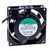 SF11580AT1082HB (вентилятор АС, 80x80x25, 115V, ball, 30,6м3/год, 30дБ)
