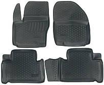 Коврики резиновые на  Ford S Мах 2010-L.Locker