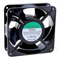 DP200A2123XSL (вентилятор АС, 120x120x38, 220V, sleeve, 161,5м3/год, 44дБ)