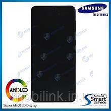 Дисплей Samsung G996 Galaxy S21+ Серый Phantom Silver GH82-24744C оригинал!