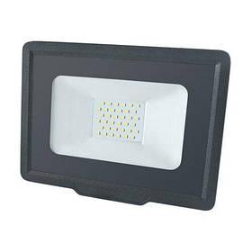 Світлодіодний прожектор BIOM 30W S5-SMD-30-Slim 6200К 220V IP65