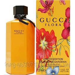 Туалетная вода женская Gucci Flora by Gucci Gorgeous Gardenia Limited Edition, 100 мл.
