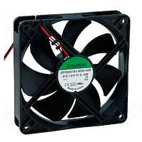 EEC0251B1-A99 (вентилятор DC, 120x120x25, 12V, ball, 183.8м3/год, 44,5дБ