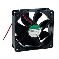 EEC0382B2-A99 (вентилятор DC, 120x120x38, 24V, ball, 197,2м3/год, 44дБ)