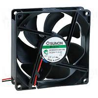 ME92252VX-A99 (вентилятор DC, 92x92x25, 24V, MagLev, 93,5м3/год, 37,5дБ)