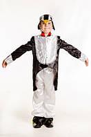 Пингвин новогодний карнавальный костюм для мальчика