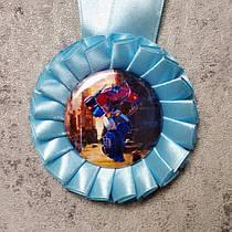 """Медаль сувенирная с изображением """"Оптимус Прайм"""""""