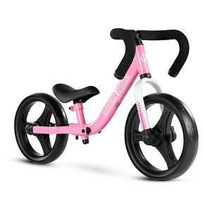 Беговел розовый Folding Smart Trike, фото 2