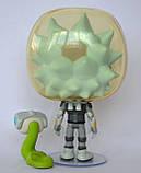 """Колекційна фігурка FUNKO POP! серії """"Rick & Morty"""" - Рік у скафандрі зі змією, фото 2"""