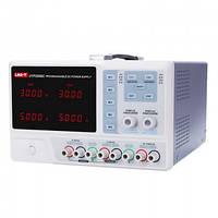 Лабораторный блок питания три канала 30B 3A + 5В 3А UNI-T UTP3303С