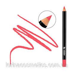 """Карандаш для губ """"2 в 1"""" Lorina, цвет 032 carmine rose тёмно-розовый"""