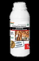 Антисептик деревини ConWood Premium Color 1л: Біозахист з тимчасової маркуванням.