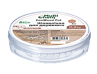 Шпаклёвка для древесины ConWood Put Premium (белая, сосна, липа, бук, дуб, орех, тик, махагон) 0.2 л