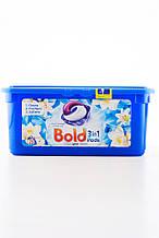 - Bold капсула для прання (3*25*26.4 gr) LotusFlower & WaterLily