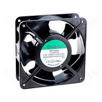 SP100A1123XBT (вентилятор АС, 120x120x38, 115V, ball, 164,9м3/год, 44дБ)