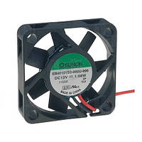 EB40101S2-999 (вентилятор DC, 40x40x10, 12V, sleeve, 11,9м3/год, 27дБ)
