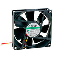 ME80201V1-G99 (вентилятор DС, 80x80x20, 12V, MagLev, 61м3/год, 38дБ)
