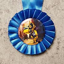"""Медаль сувенирная с изображением """"Бамблби"""""""