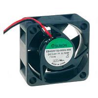 EB40201S2-999 (вентилятор DC, 40x40x20, 12V, sleeve, 13,01м3/год, 21дБ)
