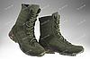 Берцы демисезонные / военная, тактическая обувь INFERNO Dark V2 (black), фото 5