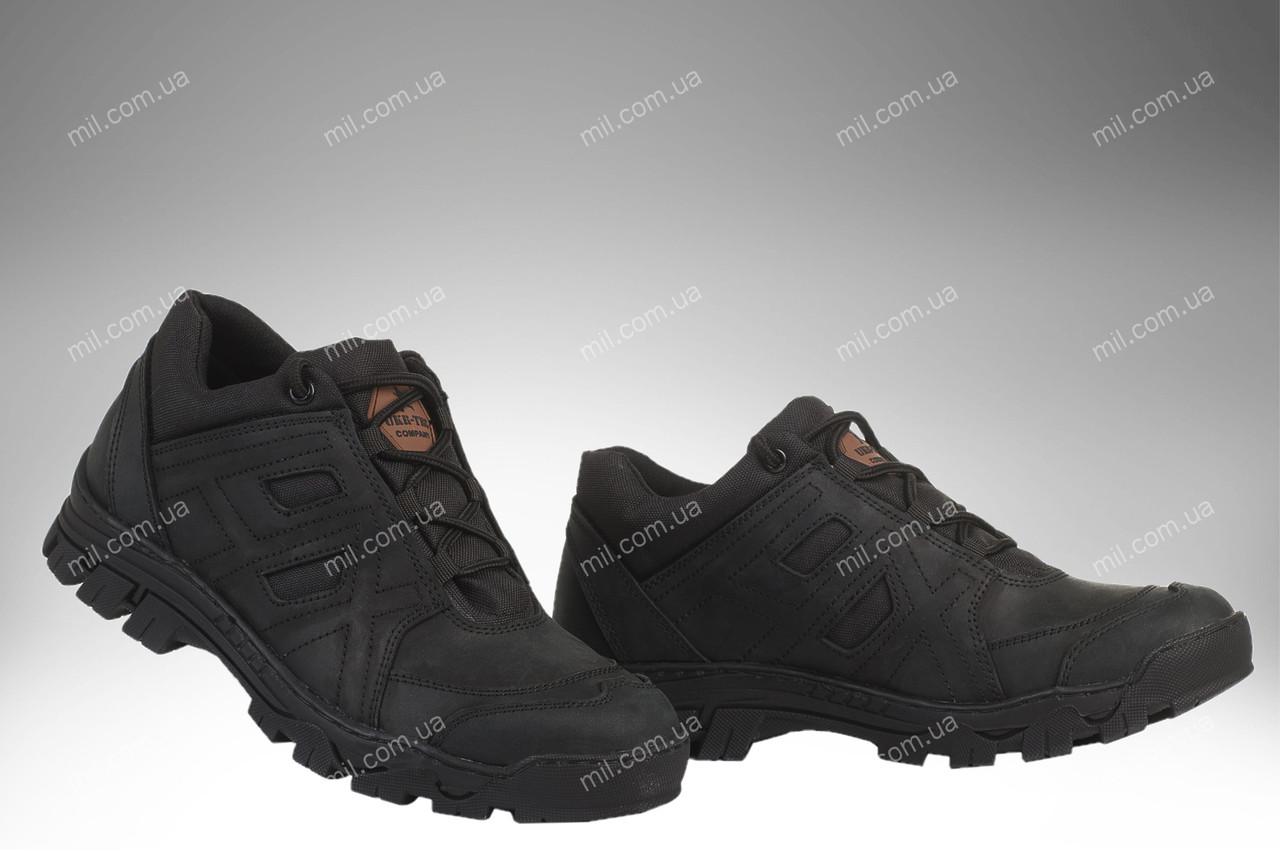 Тактичні кросівки / демісезонна військова взуття HX LOW (black)